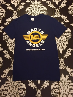 "40 Men's Gilden Softstyle ""WG"" Navy, Gold, White $15 Sizes S-3XL"